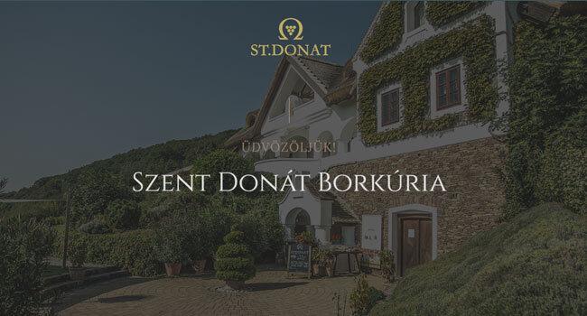 Szent Donát Borkúria Csopak